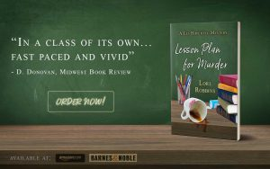Lesson Plan for Murder - Order Now!